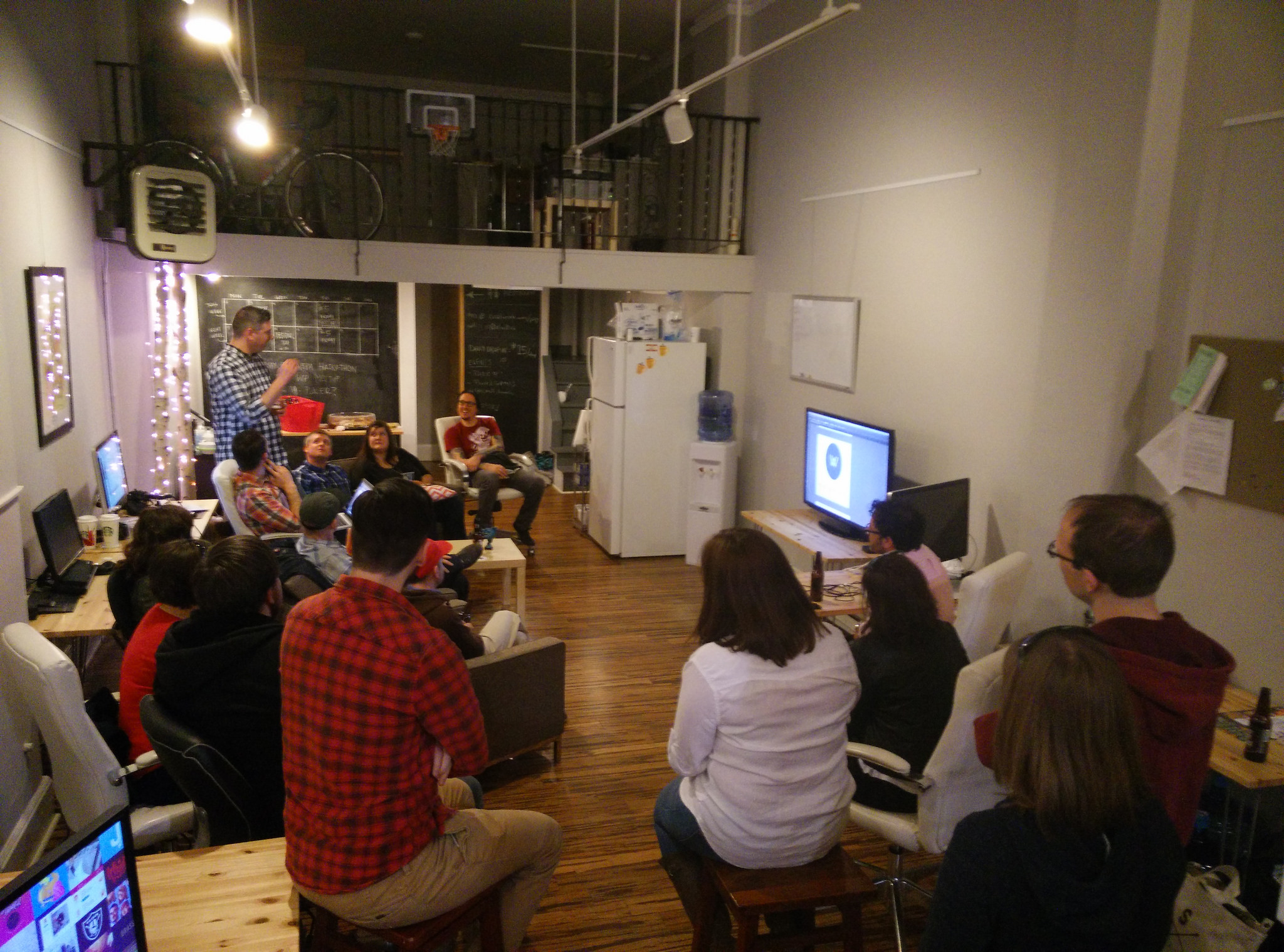 Designal Tap: A Design Meetup at Coalwork