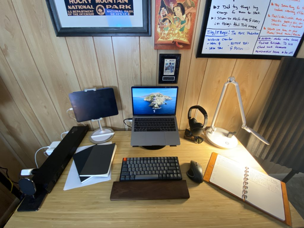 My Writing Desk
