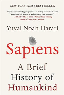 Book Cover: Sapiens