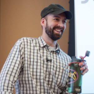Jeff Large speaks on Using Podcasts to Grow & Market Your Business, at WordCamp Chicago 2016 #WCChi