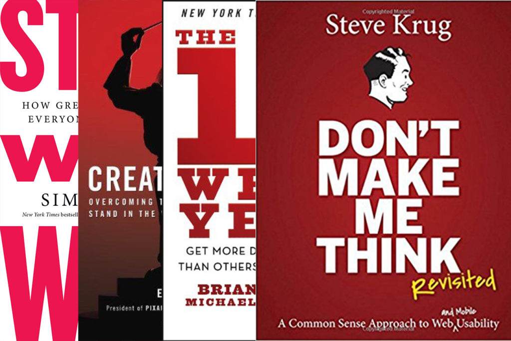 Business Books Giveaway