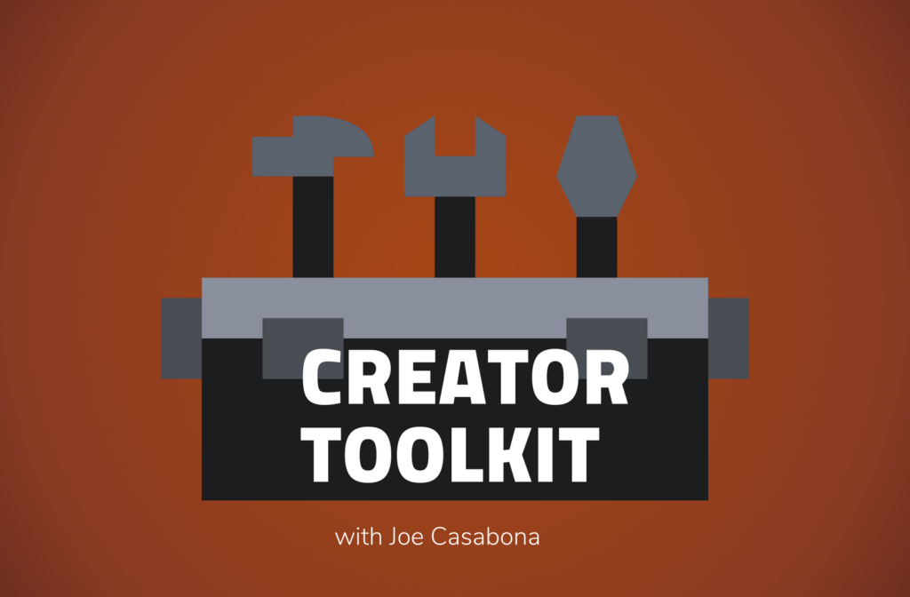 Creator Toolkit