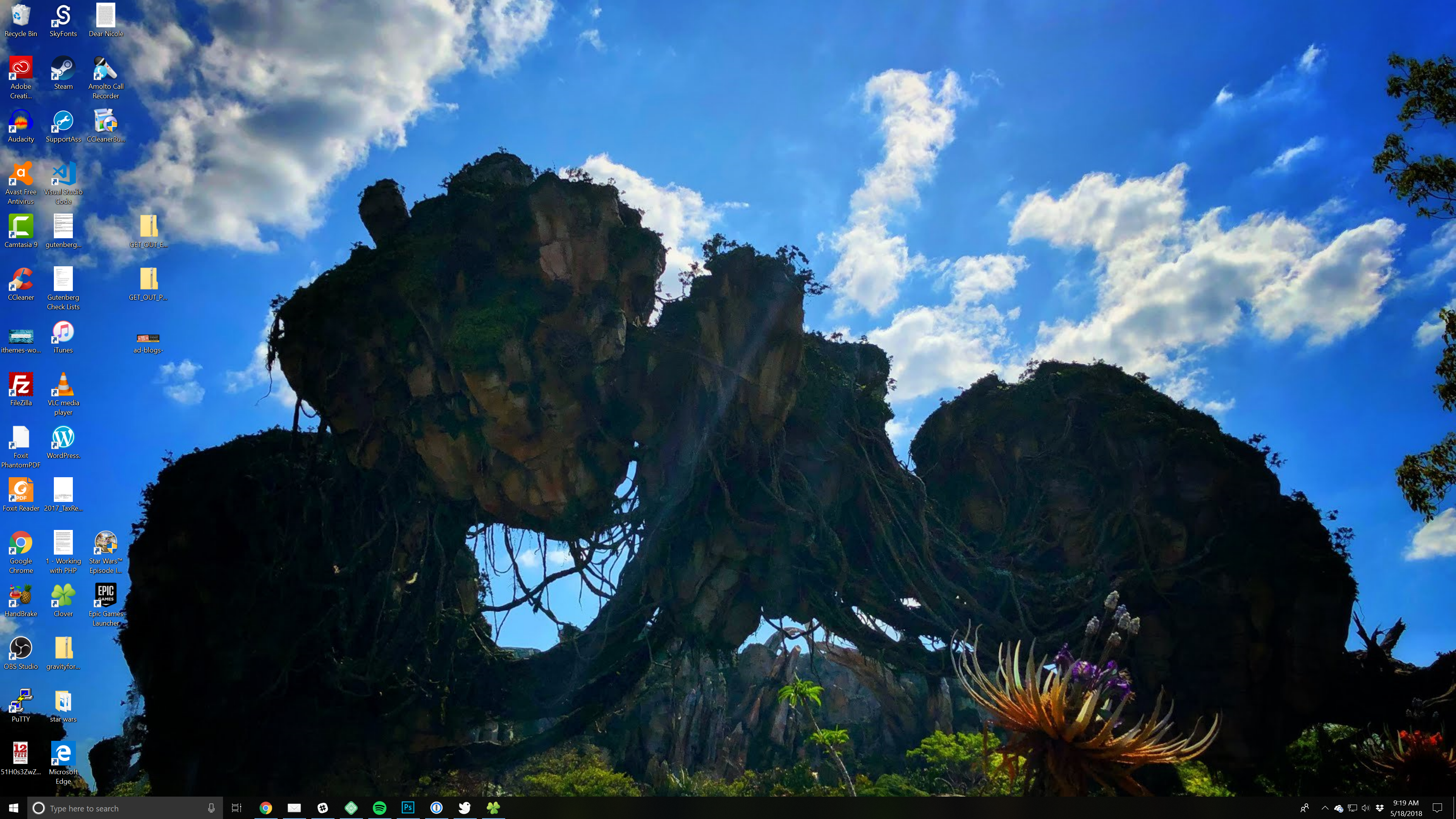 My Windows Desktop