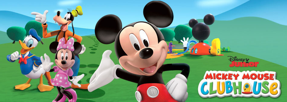 Teaching with Mickey Mouse Clubhouse