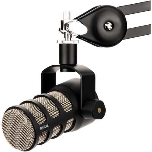 Podcast Mic Shootout: Rode Podmic, Shure SM7B, and ATR2100